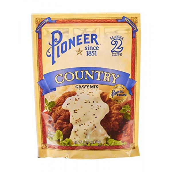 Pioneer Brand Country Gravy Mix, 2.75 oz