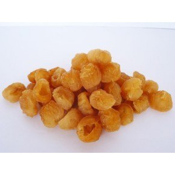 Dried Longan Dehydrated Longan Meat Golden Seedless Net Wt 200...