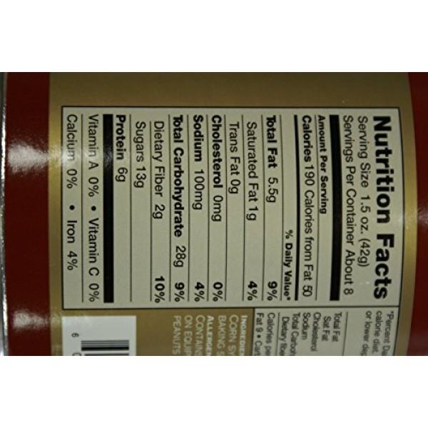 Plantation Peanut Brittle-2 PACK-All Natural Select Virginia Pea...