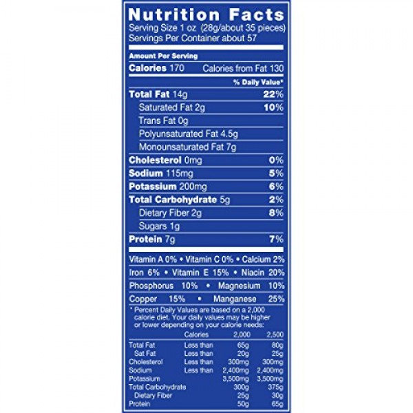 Planters Nuts Variety Pack 24 count