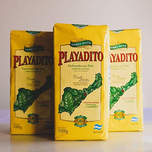 Circle of Drink - Playadito Yerba Mate Tea - 3KG - 6.6 LBS