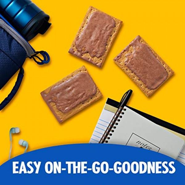 Kelloggs Pop-Tarts Frosted Smores Toaster Pastries - Fun Break...