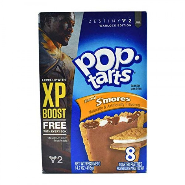 Kelloggs Pop-Tarts Smores Toaster Pastries 8 ct