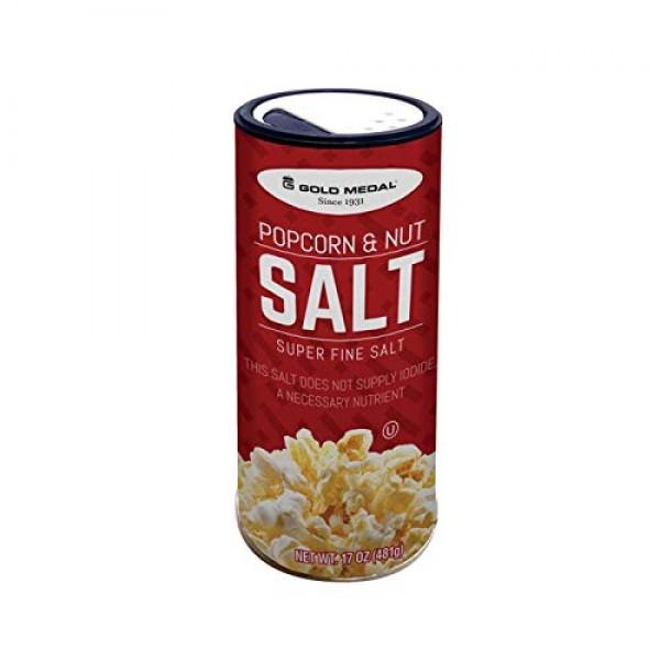 Popcorn Supply | Popcorn Salt | by Gold Medal
