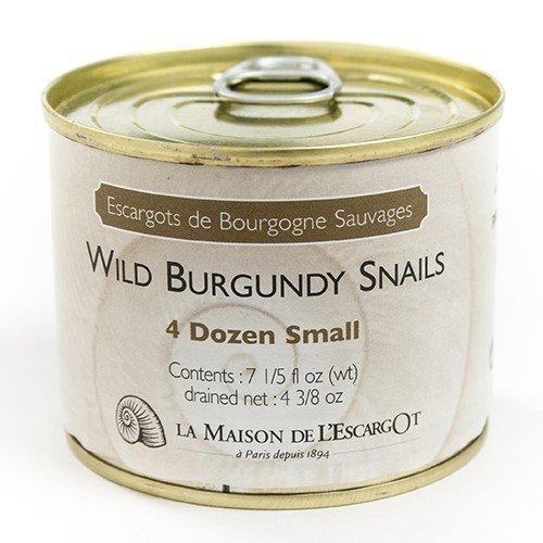 Escargot - Wild Burgundy Petit - 48 7.2 fluid ounce