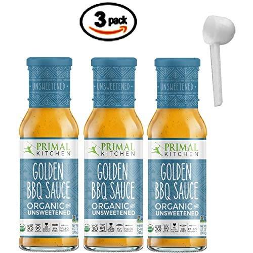 Primal Kitchen Golden BBQ Sauce Three Pack