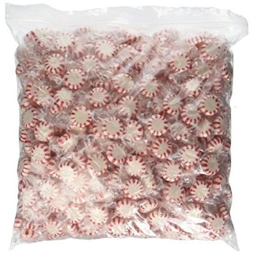 Sugar Free Starlite Mints Peppermint 5 lb Bulk Bag