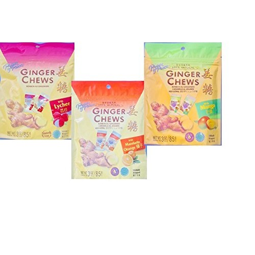 Prince of Peace Ginger Candy Variety 3 Pack