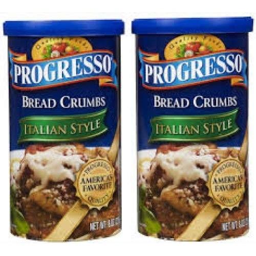 Progresso Bread Crumbs Italian Style 15 Oz. Each Pack of 2