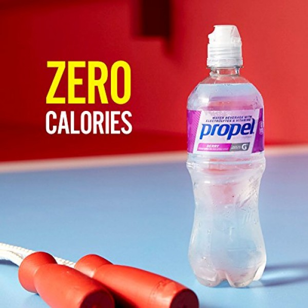Propel, Berry, Zero Calorie Sports Drinking Water with Electroly...