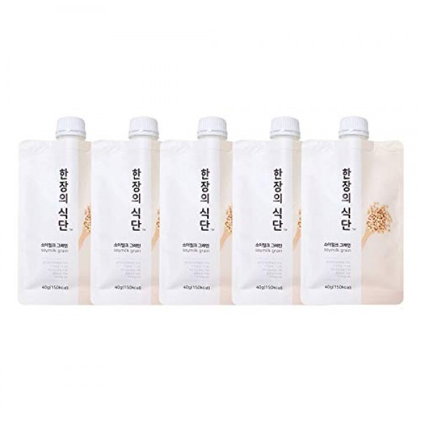 On-the-Go Meal Replacement Power Pack of 5 - Korean Healthy Sh...