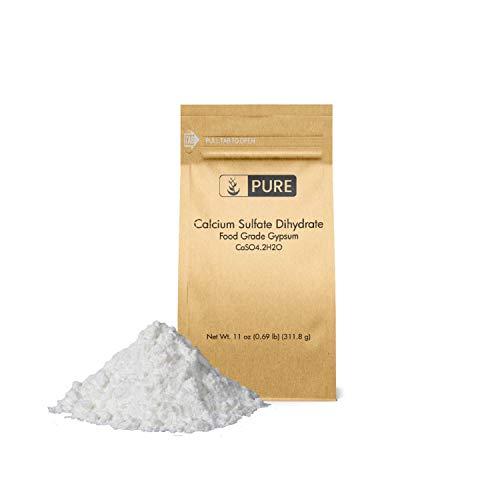 Pure Calcium Sulfate Gypsum 11 oz., Eco-Friendly Packaging, ...