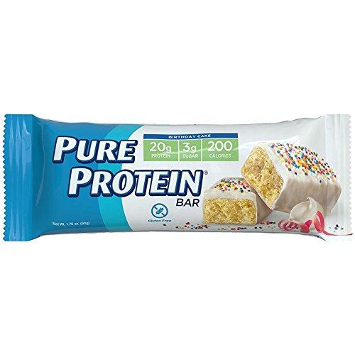 Pure Protein Birthday Cake 50 Gram, 12 Count