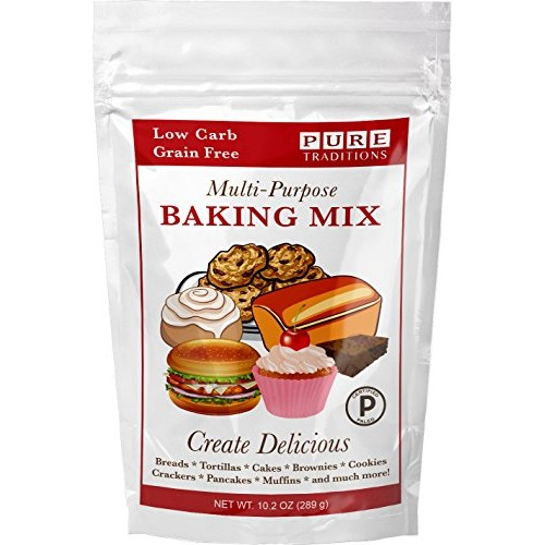 Certified Paleo Multi Purpose Baking Mix - 100% Grain and Gluten...