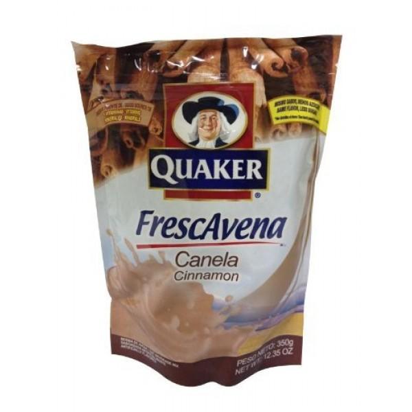 Quaker Frescavena Cinnamon Mix 11.11oz 3 Pack