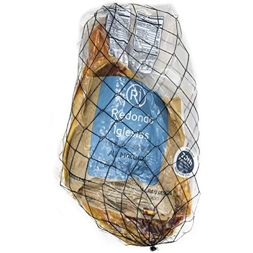 Serrano Ham Gran Reserva - All Natural - Boneless 13 Lb - 17 mon...