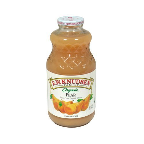 R.W. Knudsen Family Pear, 32-Ounce (Pack of 12)