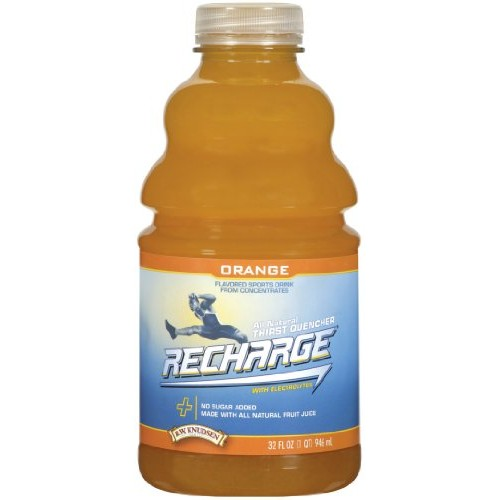 R.W. Knudsen Family Recharge Orange Flavored Sports Beverage Mix...