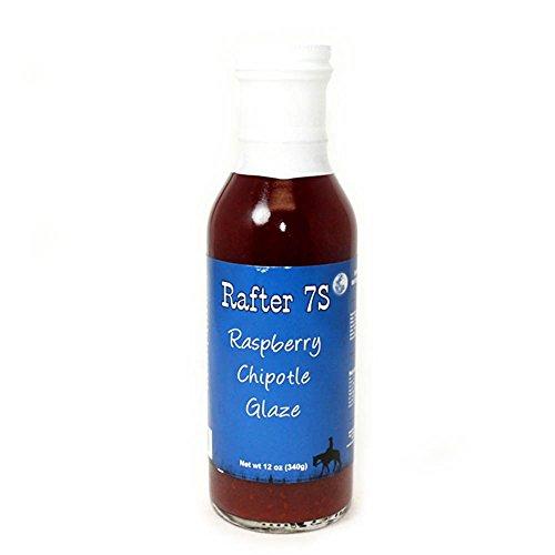 Rafter 7S Raspberry Chipotle Glaze - Gluten Free - No Preservati...