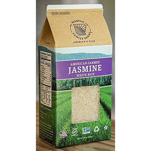Ralston Family Farms, Rice White Jasmine, 24 Ounce