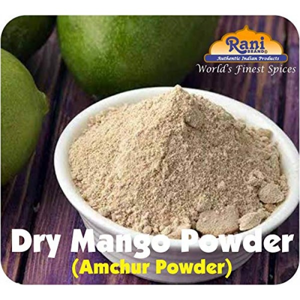 Rani Amchur Mango Ground Powder Spice 3oz 85g ~ All Natural,...
