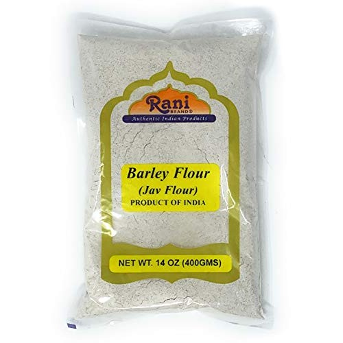 Rani Barley Jav Flour 14oz 400g ~ All Natural | Stone Ground...