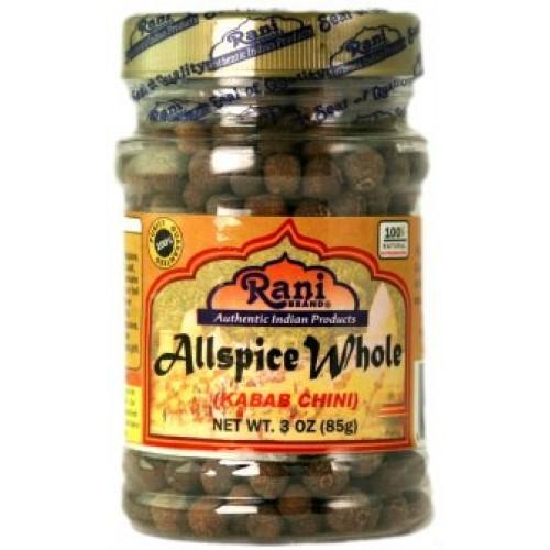 Rani All Spice Whole, Spice 3oz (85g) ~ All Natural   Vegan   Gl...