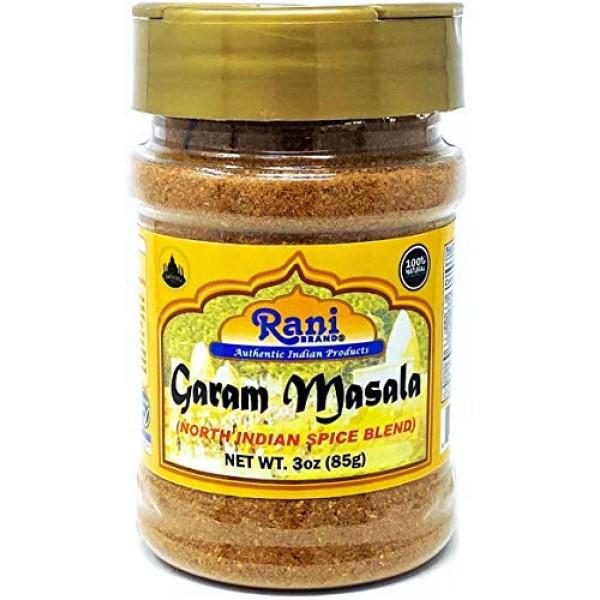 Rani Garam Masala Indian 11 Spice Blend 3oz 85g Salt Free ~ Al...