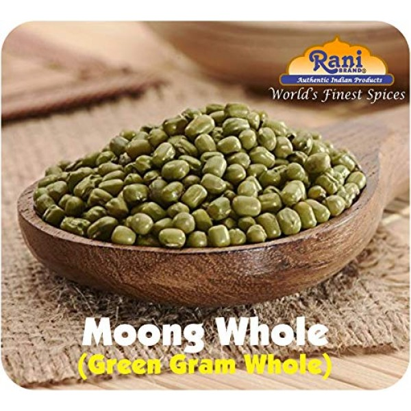 Rani Moong Whole Ideal for cooking & sprouting, Whole Mung Bean...