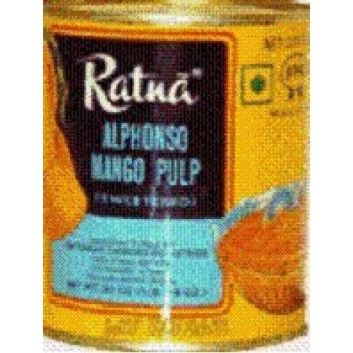 Ratna Alphonso Mango PulpPack of 6