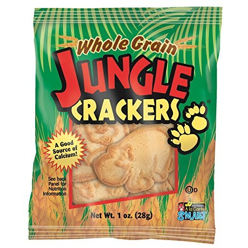 Readi-Bake BeneFIT 200ct Whole Grain Jungle Animal Cracker Snack...