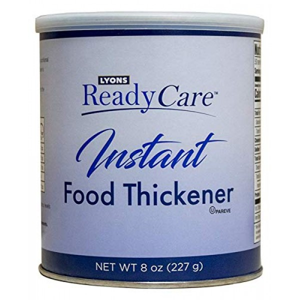Lyons ReadyCare Instant Food Thickener 12 Pack