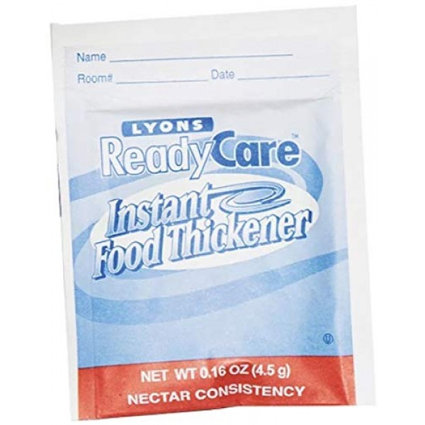 Lyons ReadyCare Instant Food Thickener Packets - Nectar Consiste...