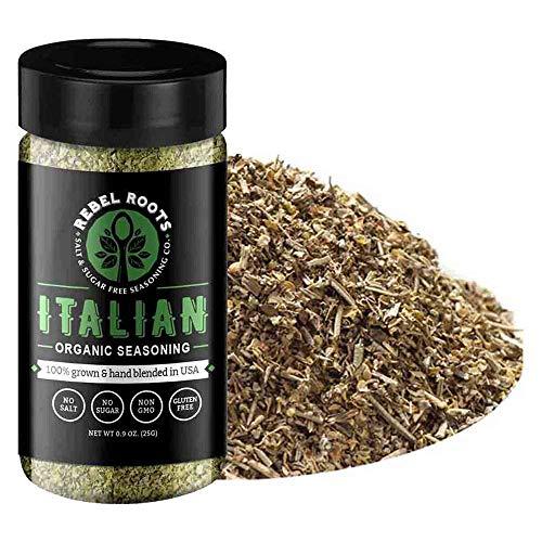 USDA Organic Salt Free Seasoning, No Salt Seasoning, Non-GMO Cer...