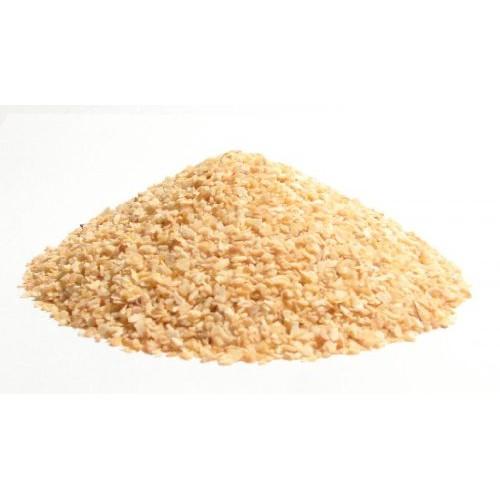 Garlic, Minced and Dried - 1 Pound - Medium Sized Cut of Dehydra...