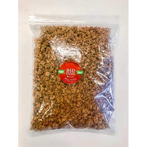 Red Plate Foods Vanilla Berry Gourmet Granola, Nut Free, Gluten ...