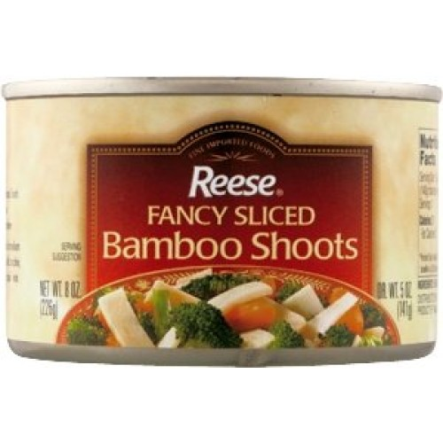 Reese Bamboo Shoot Sliced