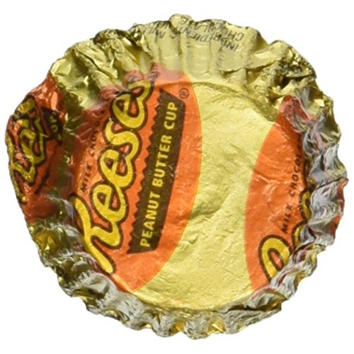 Reeses Miniature Peanut Butter Cups .31oz - 105 Cup Box
