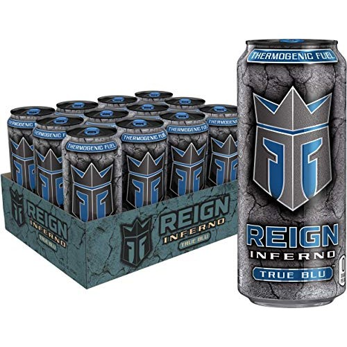 Reign Inferno True Blu, Thermogenic Fuel, Fitness and Performanc...