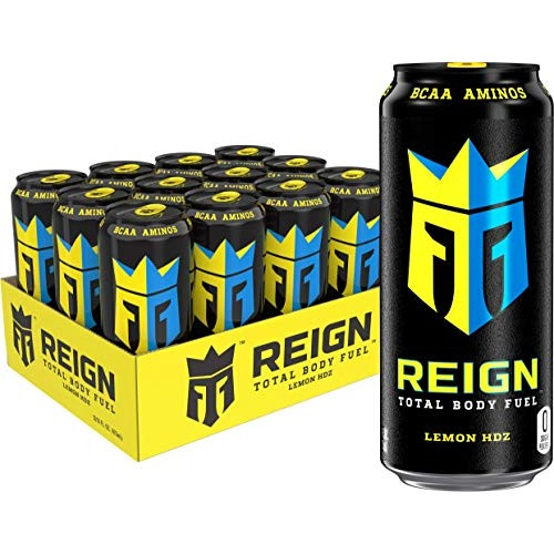 Reign Total Body Fuel, Lemon HDZ, Fitness & Performance Drink, 1...