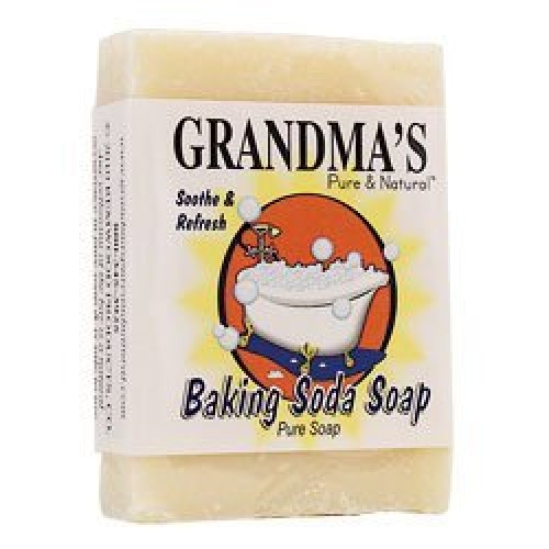 Remwood Products Co. Grandmas Baking Soda Soap 4 oz BarS