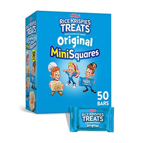 Kellogg's, Rice Krispies Treats Crispy Marshmallow Mini-Squares,...