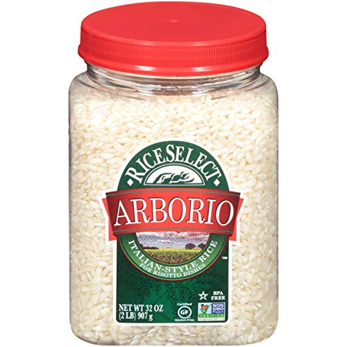 RiceSelect Arborio Rice, 32 Ounce Jar