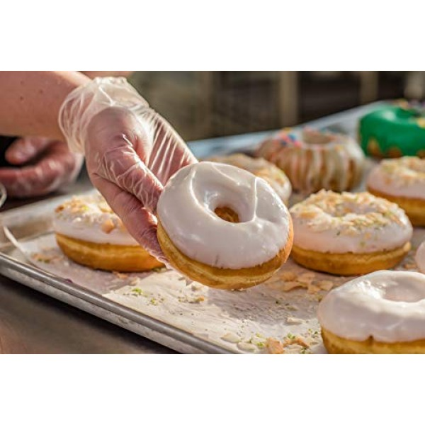 Richs JW Allen White Donut Icing for Donuts, Rolls & more, 23 l...