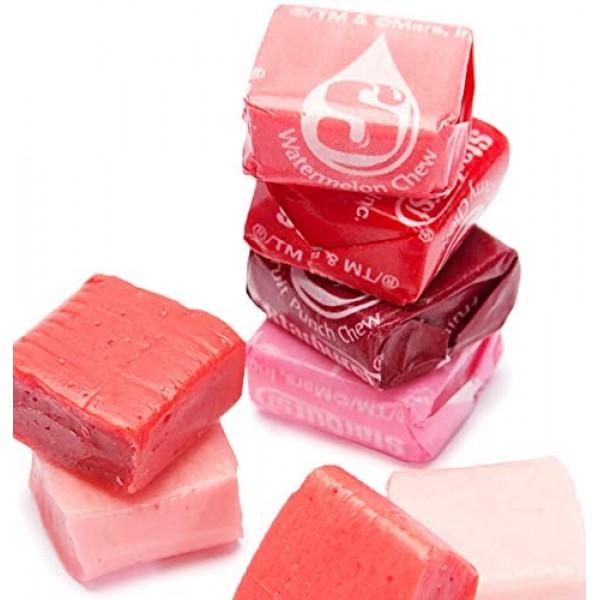 Starburst Fav Reds Fruit Chews Candy-5 Pounds Bulk/ Wholesale-Gr...