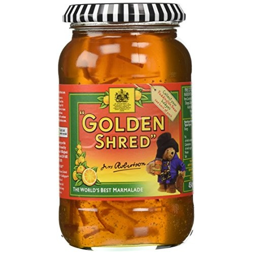 Robertsons Golden Shred Marmalade 16oz 454g Jar