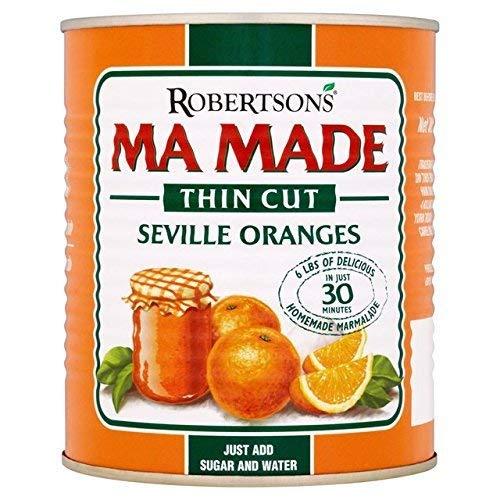 Robertsons Orange Mamade Thin Cut Orange Marmalade Mix 850gX2PK