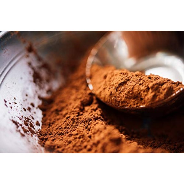 Rodelle Dutch Processed Gourmet Baking Cocoa Powder, 25 Oz, Rese...
