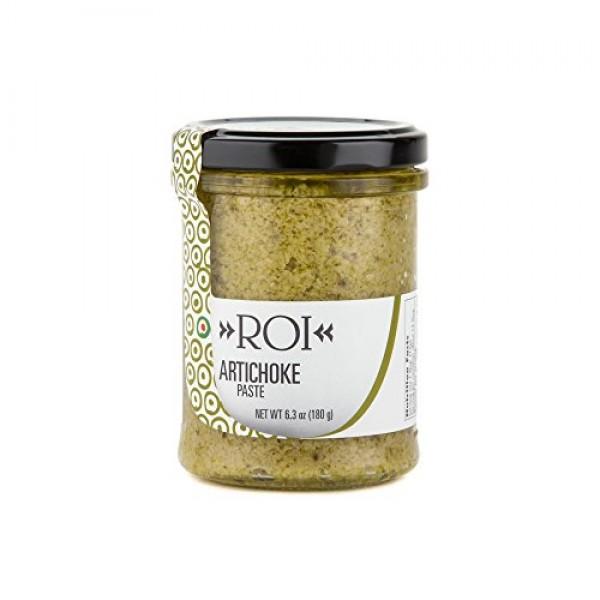ROI - Crema di Carciofi - Italian Artichoke Paste - 6.3oz 180g
