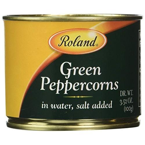 Green Peppercorns in Brine - 1 can, 3.52 oz